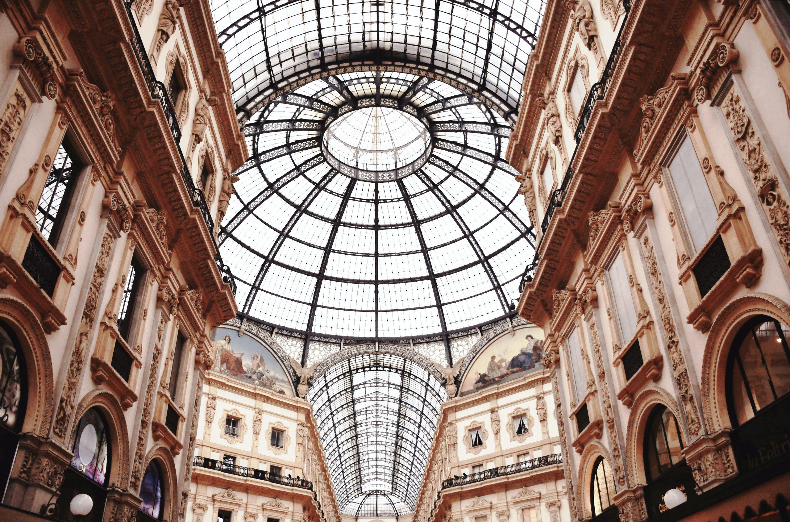 Milano Galleria NCC
